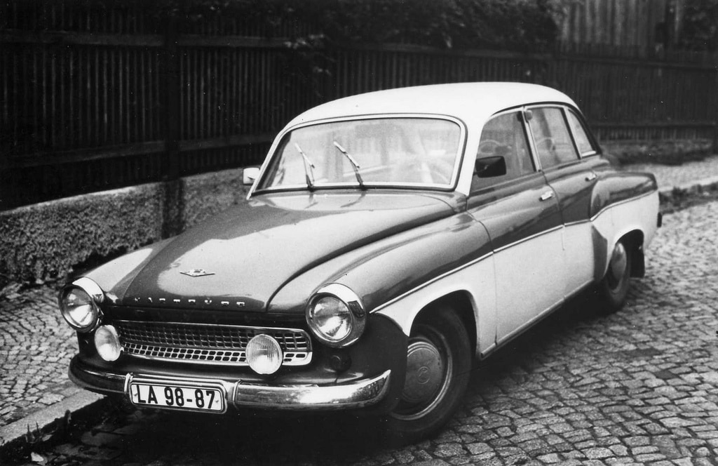 ddr wartburg photo