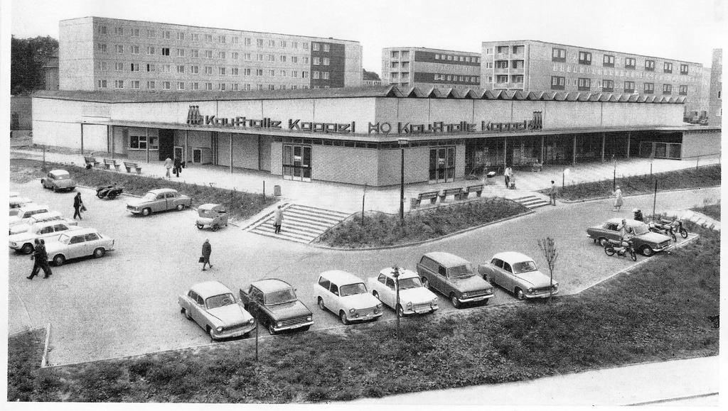 DDR gebäude photo