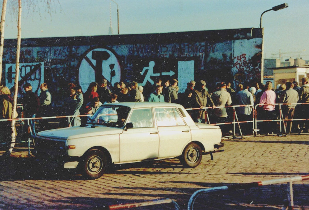 DDR Auto Wartburg photo