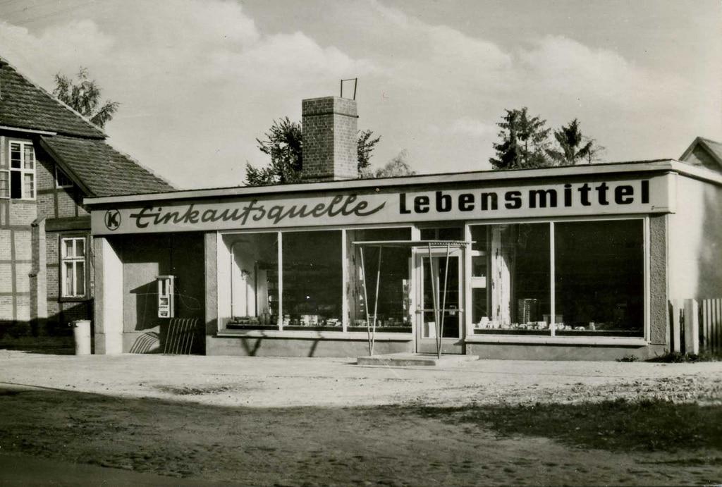 Konsum DDR photo
