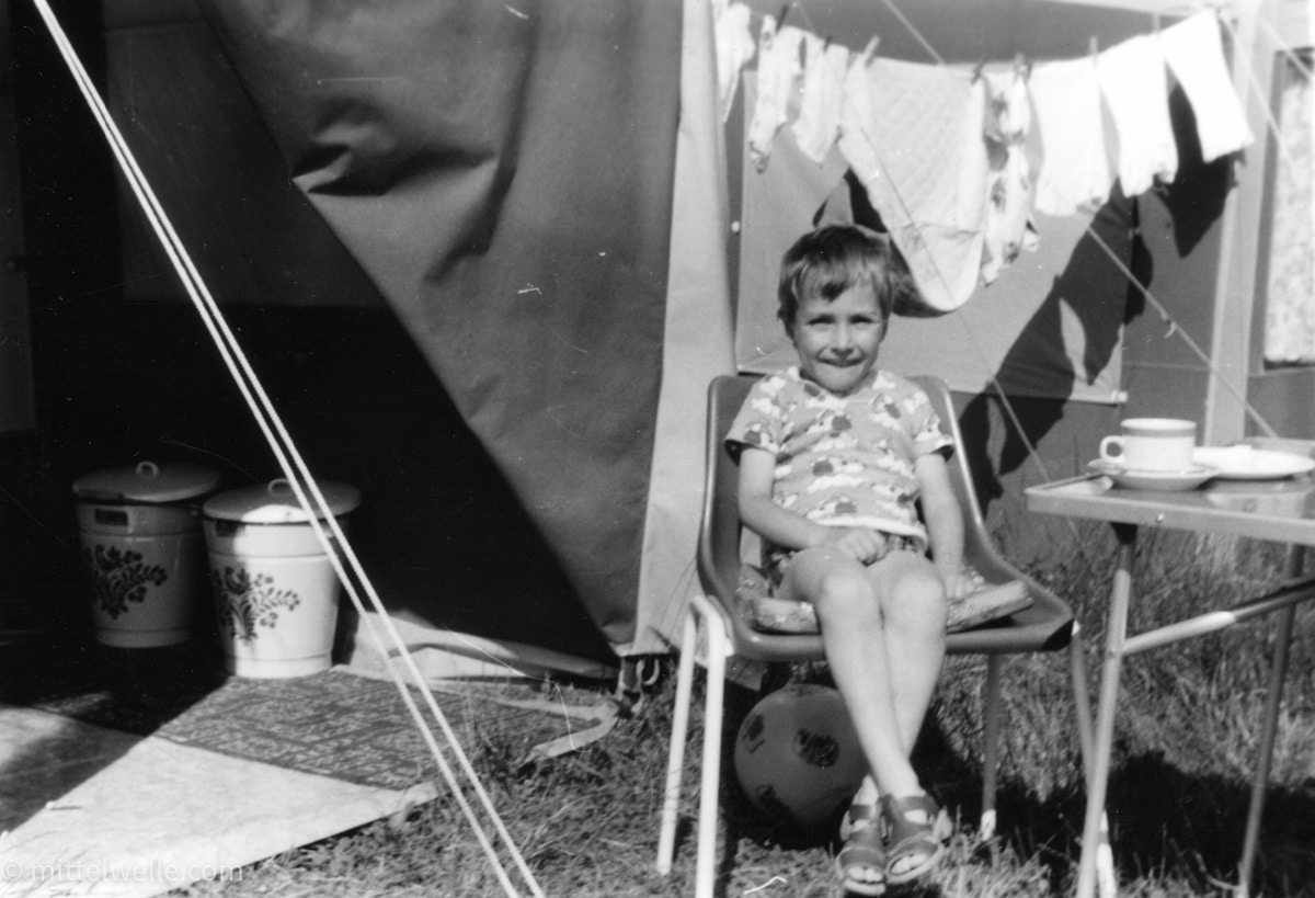 Camping in der DDR